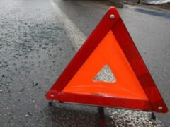 В Курской области автоледи на иномарке сбила 45-летнего пешехода