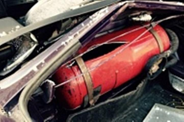 Мужчина получил сильнейшие ожоги впожаре набийском заводе