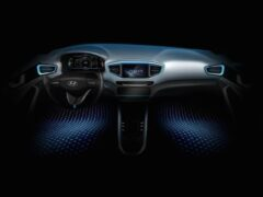 Hyundai увеличит запас хода электромобиля Ioniq до 320 км