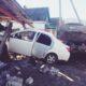 На Кубани 17-летняя девушка-водитель без прав протаранила грузовик