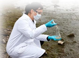 ученый загрязнение воздуха