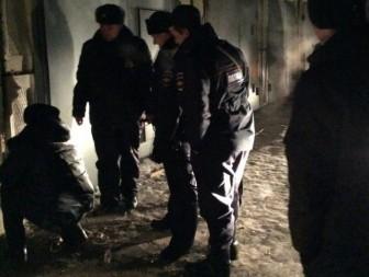 полиция гаражи