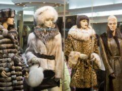 Посетительница торгового центра в Сочи украла две шубы