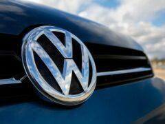 Volkswagen вывел на тесты новый электрический внедорожник ID.6