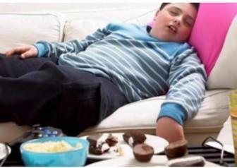 недосып ожирение