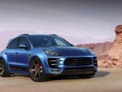 Porsche планирует увеличить продажи на территории США в 2017 году