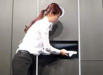 Panasonic робот Laundroid