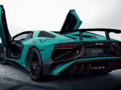 Lamborghini готовит обновленный суперкар Aventador