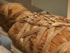 Ученые размотали виртуально древнейшие египетские мумии