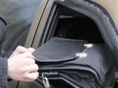 На востоке Москвы неизвестный украл из авто экспедитора 4 млн рублей