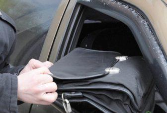 хищение сумка авто