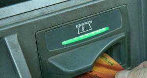 банкомат карта