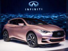 Компания Infiniti оптимизирует свою модельную линейку