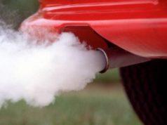 авто выбросы выхлопные газы