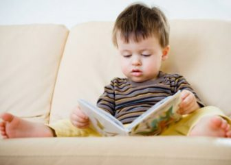 ребенок книжка