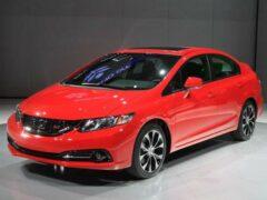 Уровень продаж автомобилей Hondа в Китае превзошел результаты Toyota