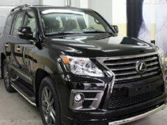 Ростовский бизнесмен может сесть на 10 лет за новенький Lexus