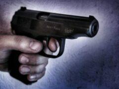 В Махачкале в результате перестрелки убит один человек