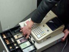 В Курске наркоман украл 150 тысяч рублей из магазина