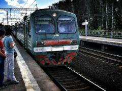 В Ленобласти мужчину насмерть сбил поезд