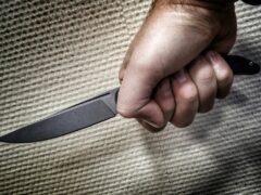 Вышедшего из тюрьмы жителя Алтая ранил ножом его собутыльник