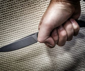 __криминал нож оружие