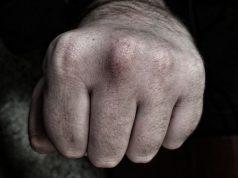 __кулак удар