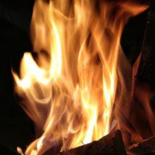 В Тольятти утром потушили пожар в электрощитовой