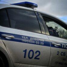 Грабитель напал на водителя на трассе в Подмосковье
