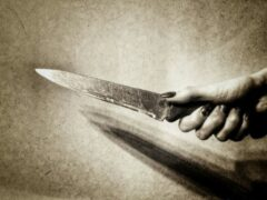 В Курской области пьяная женщина зарезала своего сожителя