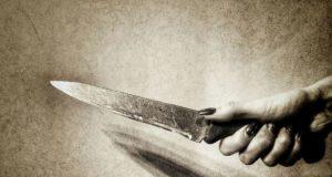 __нож женщина насилие