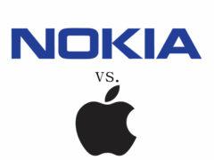 Торговая комиссия США рассмотрит жалобу Nokia на Apple