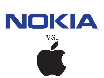 Nokia и Apple