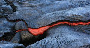 вулкан извержение