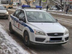 ДТП в Иванове: Автомобиль «Инфинити» врезался в стену дома
