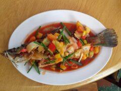 Ученые: Умеренное потребление рыбы беременными полезно для здоровья ребенка