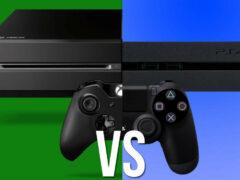 PS4 vs. X-box One