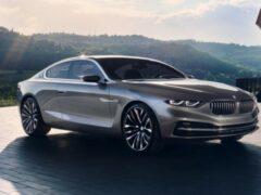 Фотошпионы заметили на дорогах BMW 8-Series