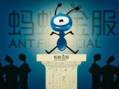 Ant Financial Китай
