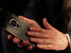Solarin смартфон
