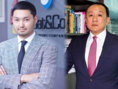 Ракишев и Ким за четыре года пожертвовали 1 млн долларов на малый бизнес
