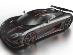 Koenigsegg может отслеживать любой из выпущенных им автомобилей