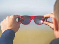 Кенес Ракишев вложил 3,5 млн $ в умные очки, снимающие видео-360°