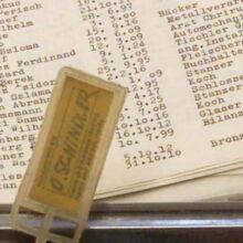 В США «список Шиндлера» выставили на аукцион за $2,4 млн