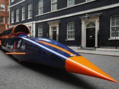 Попытку установить новый мировой рекорд по скорости отложили до 2018 года