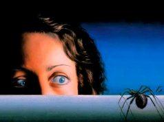 __паук страх