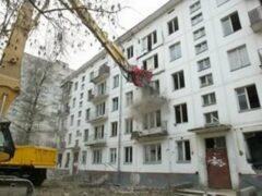 «Известия» узнали, когда начнутся первые сносы хрущевок