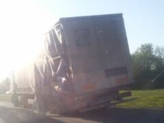 Под Сызранью на трассе М-5 «Урал» столкнулись две фуры Iveco