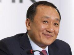 Вячеслав Ким пожелал победы на ЧМ сборной Казахстана по таэквондо