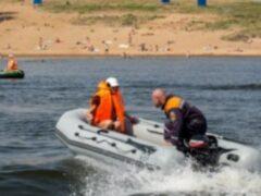 В Новосибирске спасли 12-летнего мальчика, тонущего в котловане
